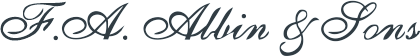F.A Albins and Sons Funeral Directors