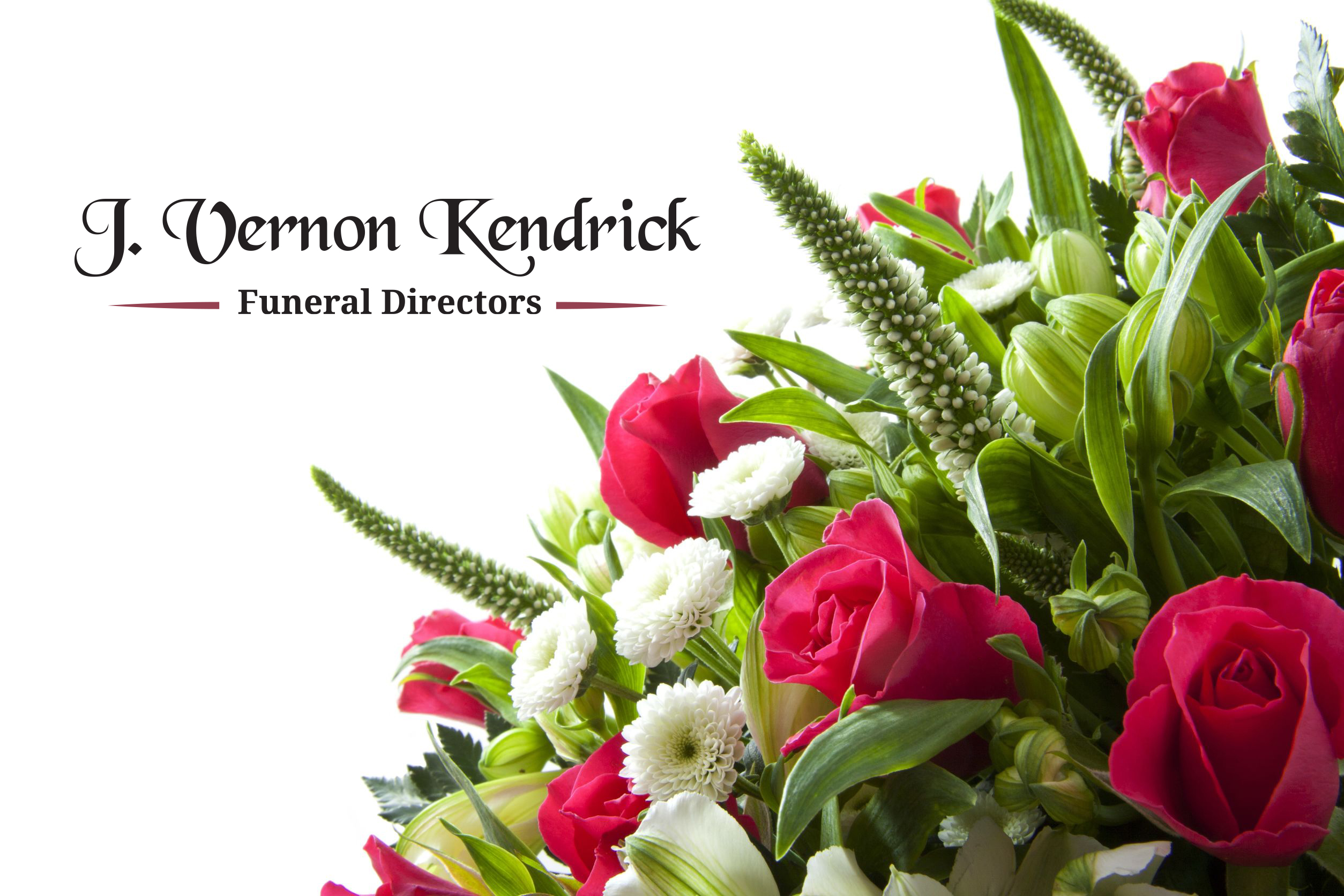 J Vernon Kendrick and Farmer & Son Funeral Directors